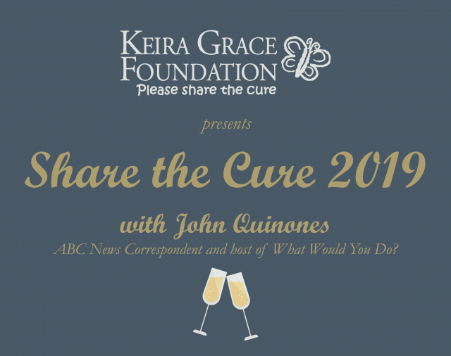 Announcing Share the Cure 2019