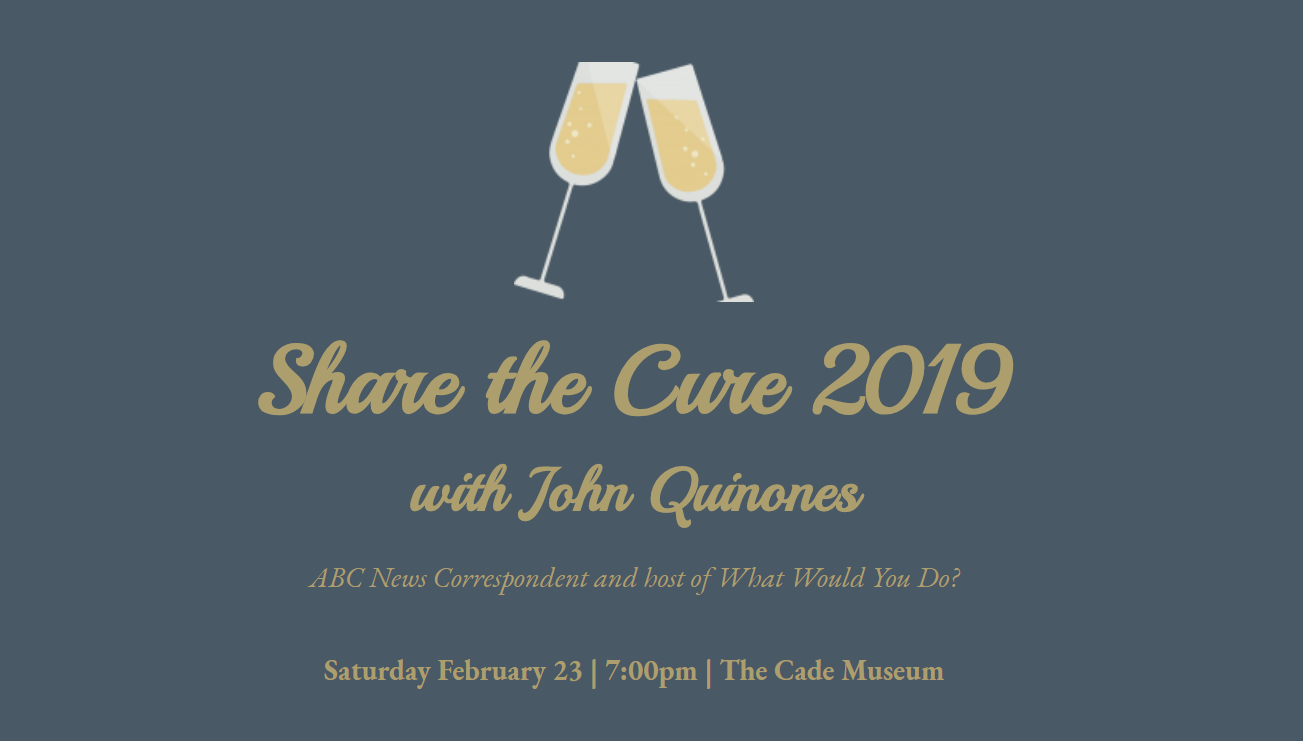 Share the Cure 2019